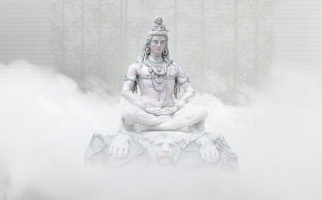 duchovní socha